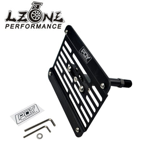 LZONE - Multi Angle Tow Hook Mount PQY License Plate For BMW F 2014-UP with PQY Sticker JR-LPF05