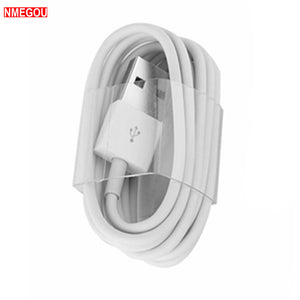 2M 3 Meters Phone Cable Usb Charger Adapter for Apple IPhone X XS Max XR 5 5S SE 5C 6 6S 7 8 Plus Car Travel Charger Sync Lader