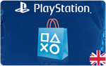 Playstation (UK) PSN Card