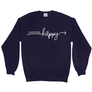 Chasing Happy Crewneck