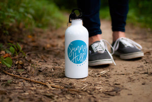 Stainless Steel Sunny Hill Water Bottle