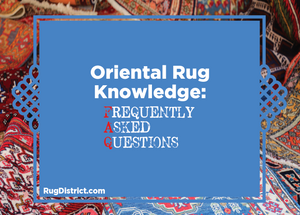 What is an Oriental rug?