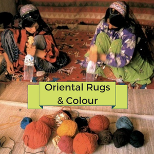 Oriental Rugs and Colour