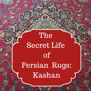 The Secret Life of Persian Rugs-Kashan