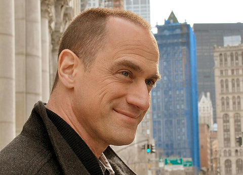 Christopher Meloni is a Famous Rug Lover