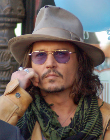 Johnny Depp is a Famous Rug Lover-Persian & Oriental Rugs-Toronto
