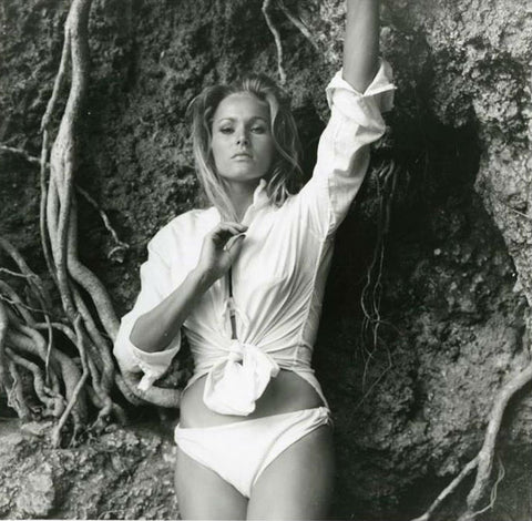 Ursula Andress is a Famous Rug Lover-Persian & Oriental Rugs