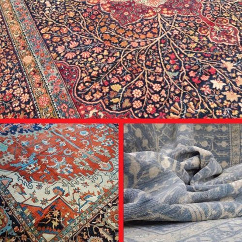 Area Rug Cleaning Ancaster - Persian & Oriental Rugs - Rug District