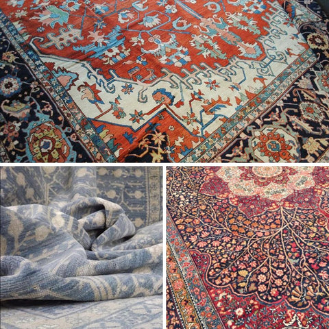 Area Rug Cleaning Mississauga - Persian and Oriental Rugs