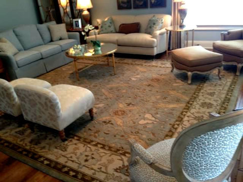 Decorating with Oriental Rugs-Persian Rug Toronto