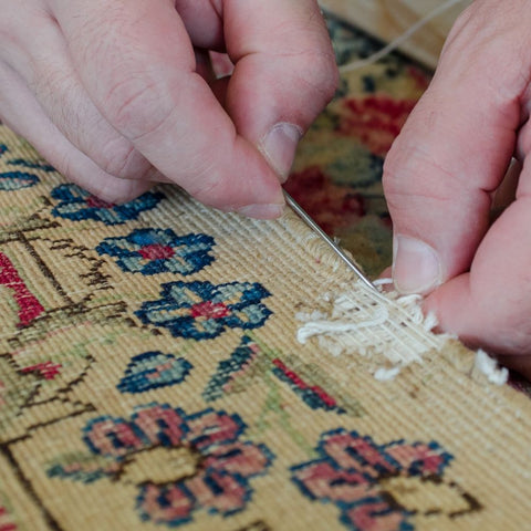 Persian and Oriental Rug Repairs Mississauga