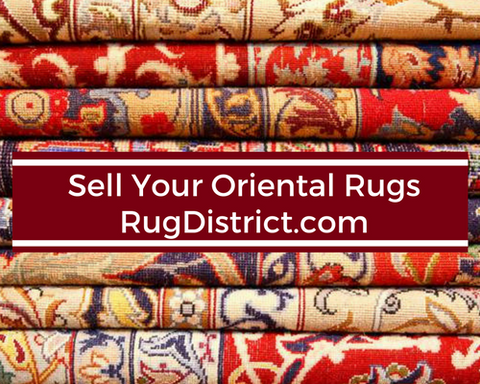 Persian Rugs-Rug District is where to sell your Oriental Rugs