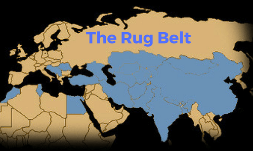 Top 10 Reasons an Oriental Rug is the Best Area Rug-The Rug Belt