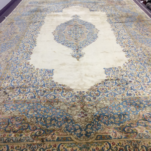 Persian Rug Royal Kerman Vintage Rugs Toronto