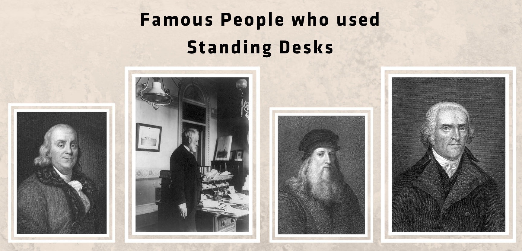 Famous Standing Desk Users