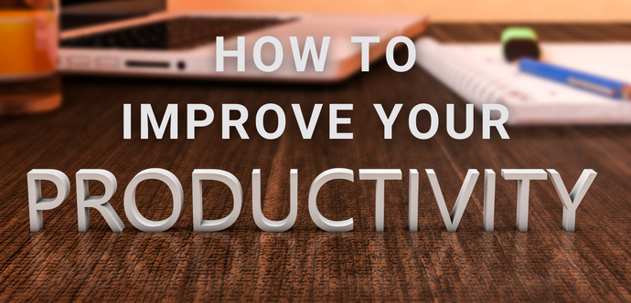 5 Changes to Be More Productive