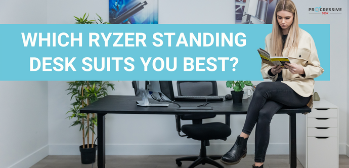 Comparing Our Standing Desks – Which Ryzer Suits You Best?