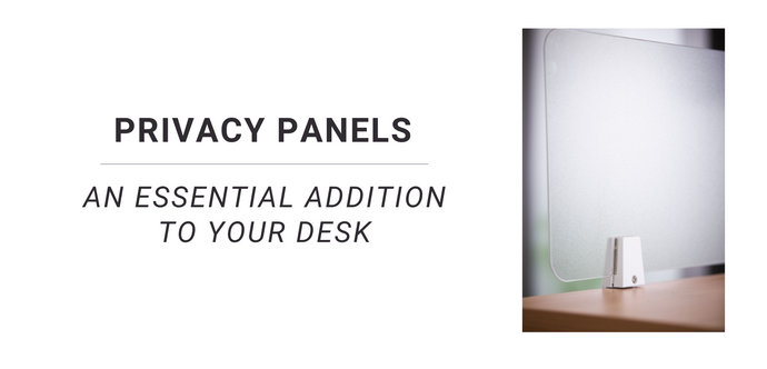 Why Privacy Panels are an Essential Addition to Your Desk?