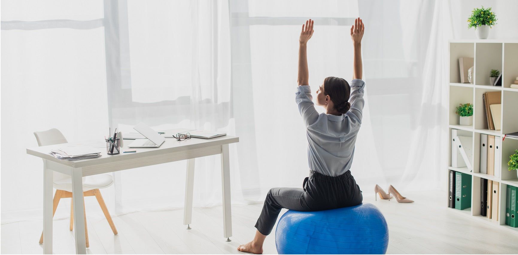 Exercises You Can Do at Your Standing Desk