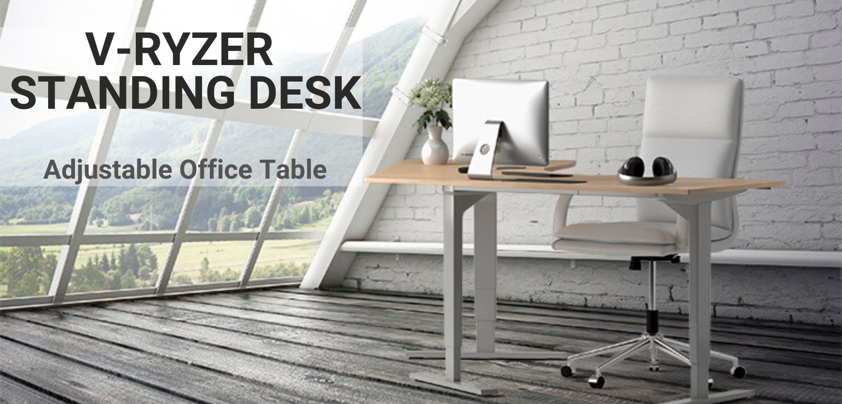 Why the V Ryzer stands out from other office desks?