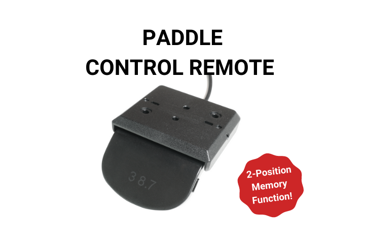 standing desk paddle remote control