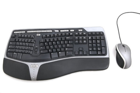Image of a keyboard and mouse