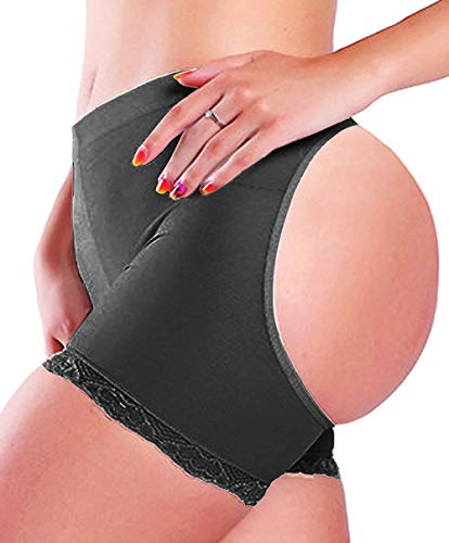 211b806a9c8 Women Butt Lifter Body Shaper Tummy Control Panties Enhancer Underwear  Girdle Booty Lace Shapewear Boy Shorts