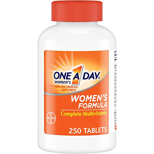 One A Day Women's Multivitamin, Supplement with Vitamins A, C, E, B1, B2, B6, B12, Biotin, Calcium and Vitamin D, 250 Count: Gateway