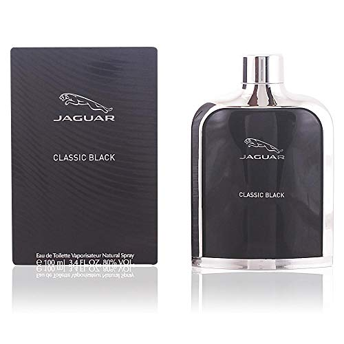 Jaguar Classic Black, 3.40 Ounce : Colognes : Beauty