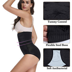 High Waist Brief Shapewear for Women Tummy Control Panties Shaping Girdle Body Shape Underwear  at Amazon Women's Clothing store: