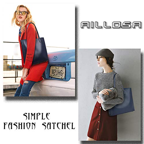 AILLOSA Purses and Handbags for Women Satchel Shoulder Tote Bags: Handbags: Amazon.com