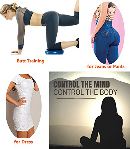 Women Butt Lifter Body Shaper Tummy Control Panties Enhancer Underwear Girdle Booty Lace Shapewear Boy Shorts Seamless at Amazon Women's Clothing store: