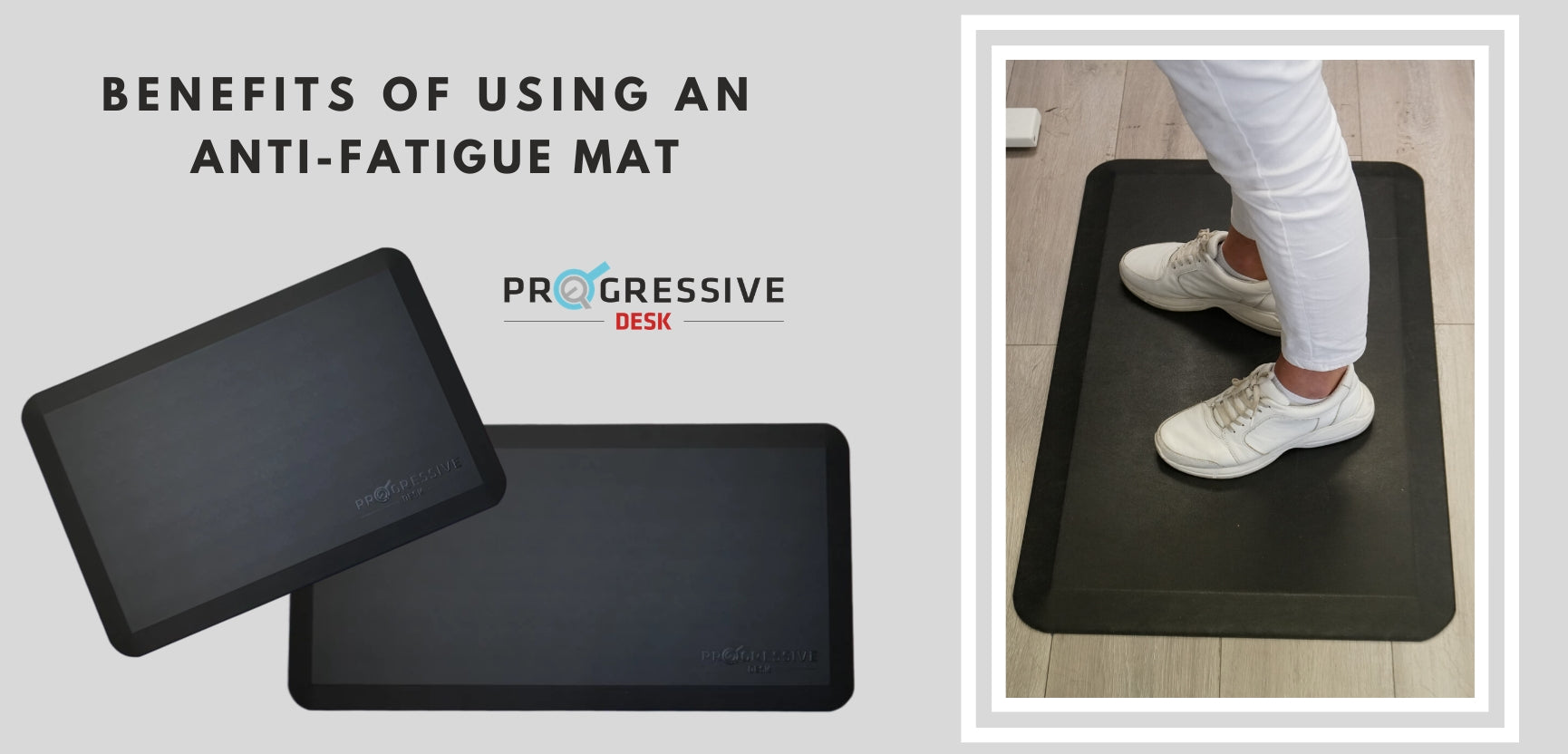 Benefits of Using an Anti Fatigue Mat