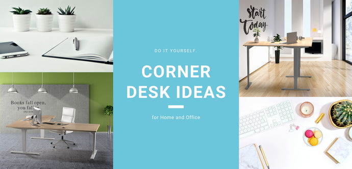 DIY Corner Desk Ideas for Home and Office