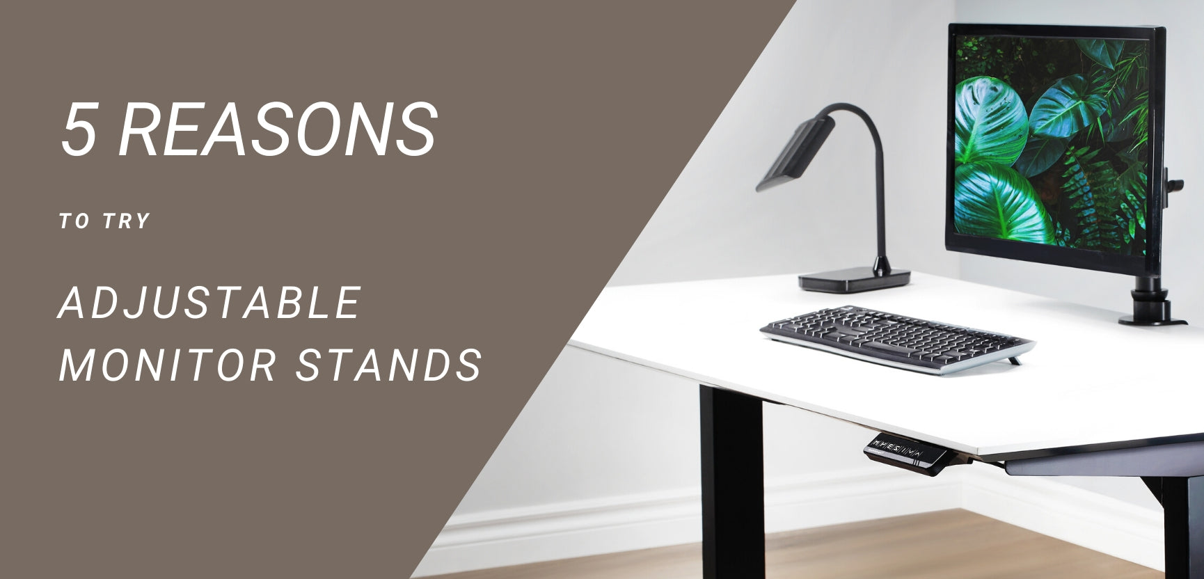 5 Reasons You Need to Use Adjustable Monitor Stands