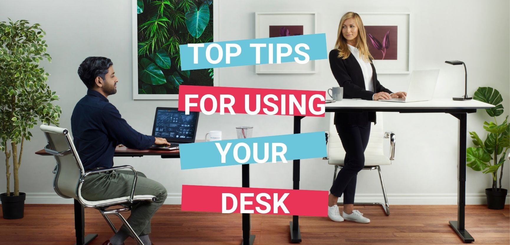 Top Tips for Using Your Standing Desk