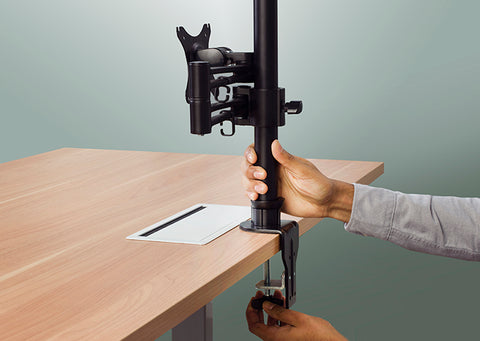 Single Monitor Arm for Standing Desk