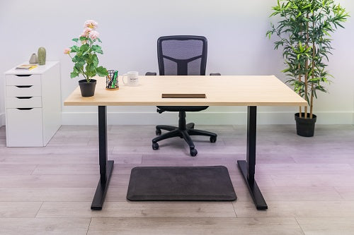 A standing desk by Progressive Desk
