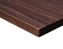 "Load image into Gallery viewer, Tabletop - 48"" x 30"" - Dark Walnut"