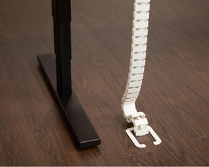 adjustable standing deskMagnetic Adjustable Cable Management Snake #8