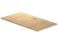 "Load image into Gallery viewer, Tabletop - 48"" x 30"" - Maple Woodline"