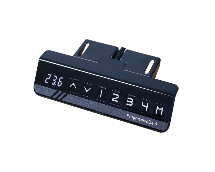 Standing Desk Hand Remote - 4 Position Memory Function - USB Charging Port