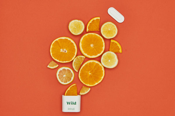 Wild's Top Five Natural Ingredients