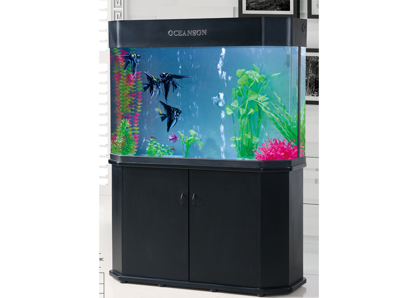 Oceanson EH135 Aquarium and Cabinet