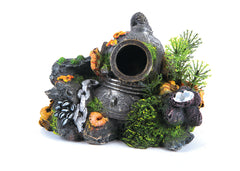 Kazoo Divers Helmet With Plants