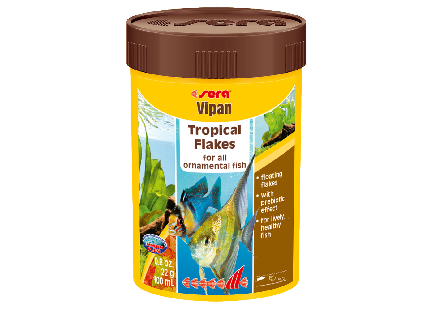 Sera Vipan Tropical Flakes