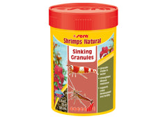 Sera Shrimps Natural Sinking Granules