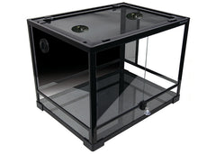 Reptile One RTF 600H Glass Hinged Door Terrarium