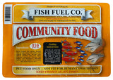 Fish Fuel Co. Frozen Community Food - 10 Pack