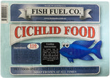 Fish Fuel Co. Frozen Cichlid Food - 10 Pack